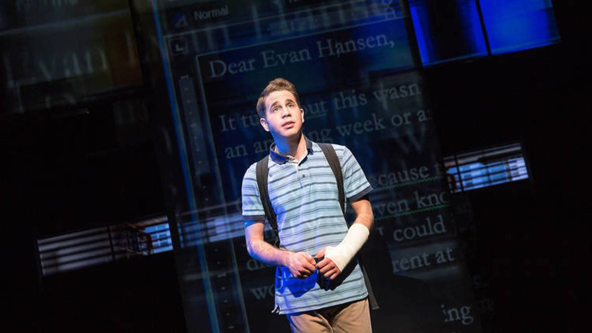 'Dear Evan Hansen'