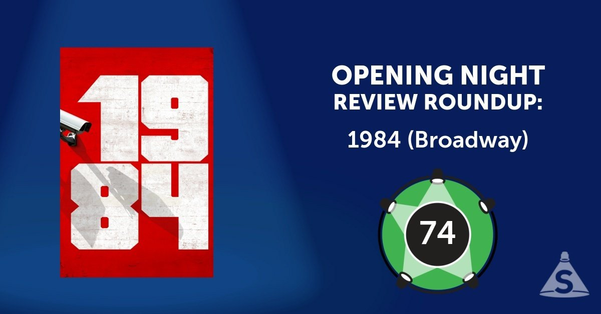 """1984 (Broadway),"" adapted by Robert Icke and Duncan Macmillan, and directed by Icke, opened on June 22, 2017 in New York City."