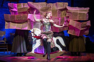 "Leanne Smith in ""Ragtime"" at Barrington Stage Company"