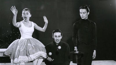 "The Original 1960 Off-Broadway Cast of ""The Fantasticks"""