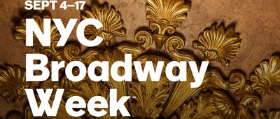 Preview broadway week