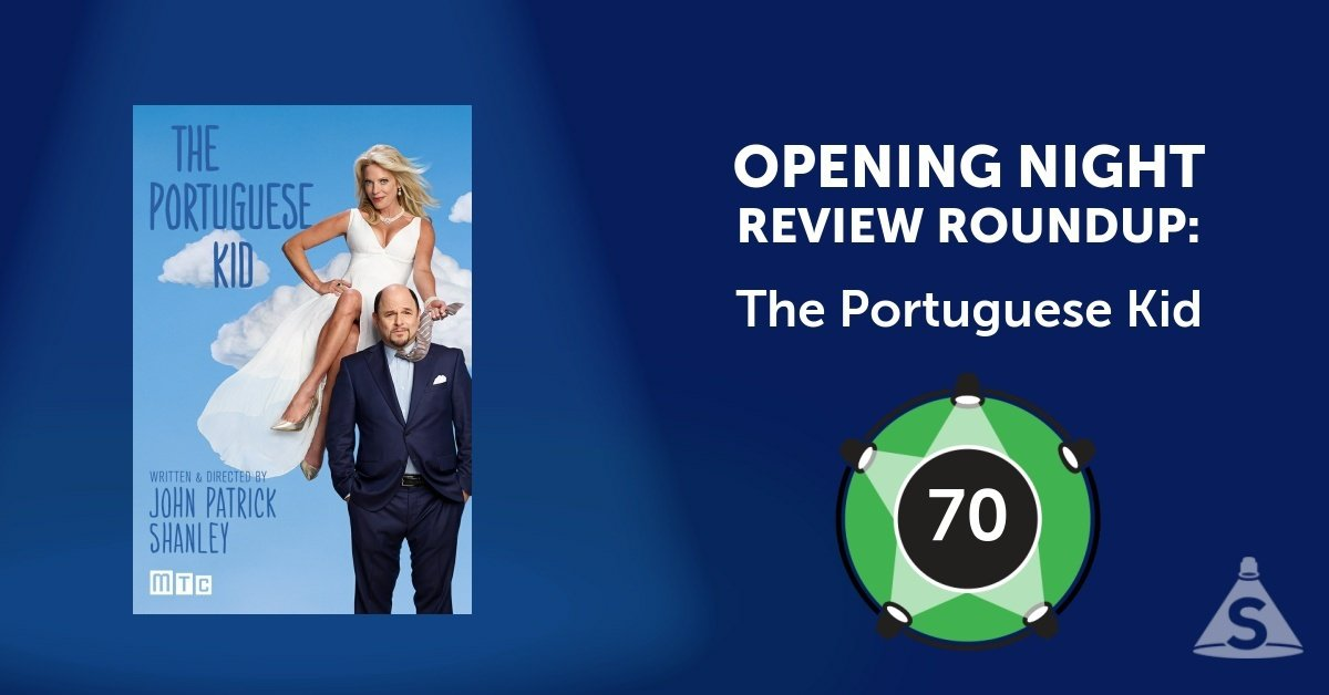 """The Portuguese Kid,"" written and directed by John Patrick Shanley, opened on October 24, 2017 in New York City."