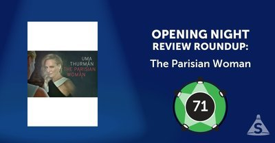"""The Parisian Woman,"" written by Beau Willimon and directed by Pam MacKinnon, opened on November 30, 2017 in New York City."