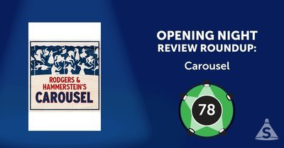 """Carousel"", directed by Jack O'Brien opened on April 12, 2018 in New York City."