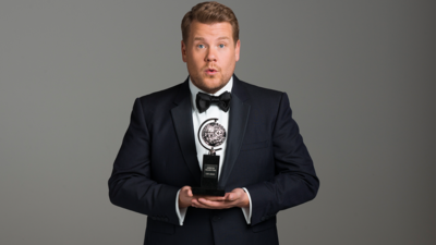 James Corden, host of the 2016 Tony Awards