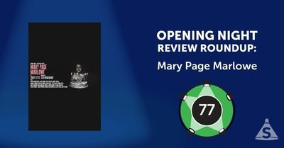 """Mary Page Marlowe,"" written by Tracy Letts and directed by Lila Neugebauer, opened on July 12, 2018 in New York City."