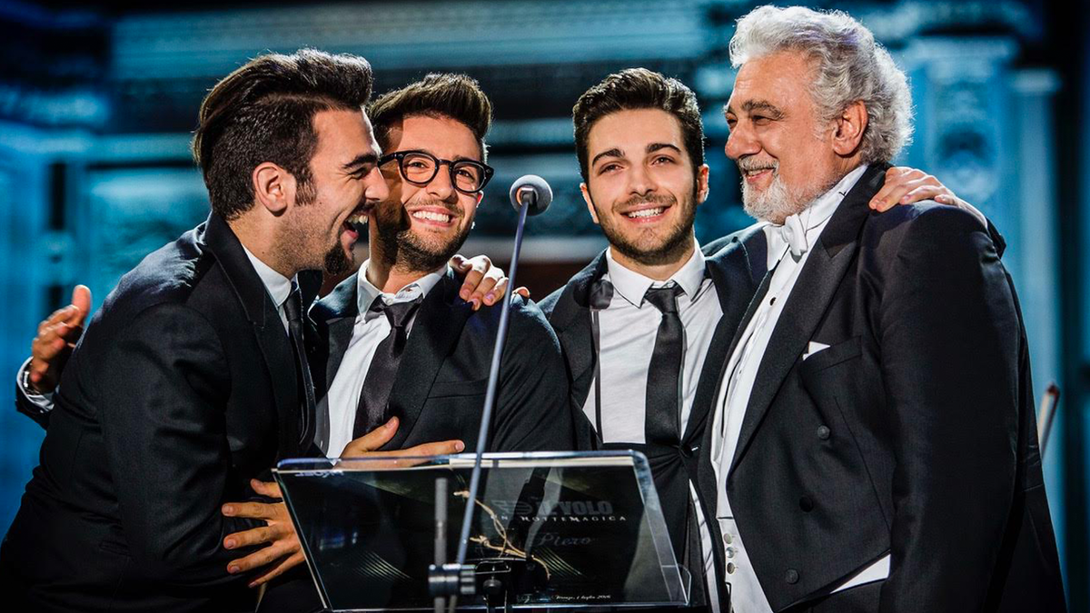 "Il Volo ""Notte Magica - A Tribute To The Three Tenors"""