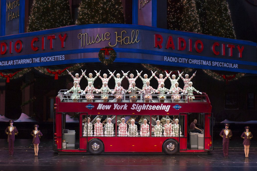 'Christmas Spectacular Starring the Radio City Rockettes'