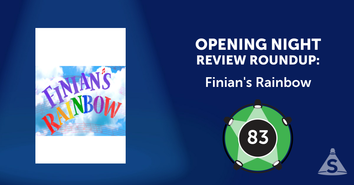 """Finian's Rainbow,"" with songs by Burton Lane and E.Y.  Harburg, and directed by Charlotte Moore, opened on November  6, 2016 in New York City."