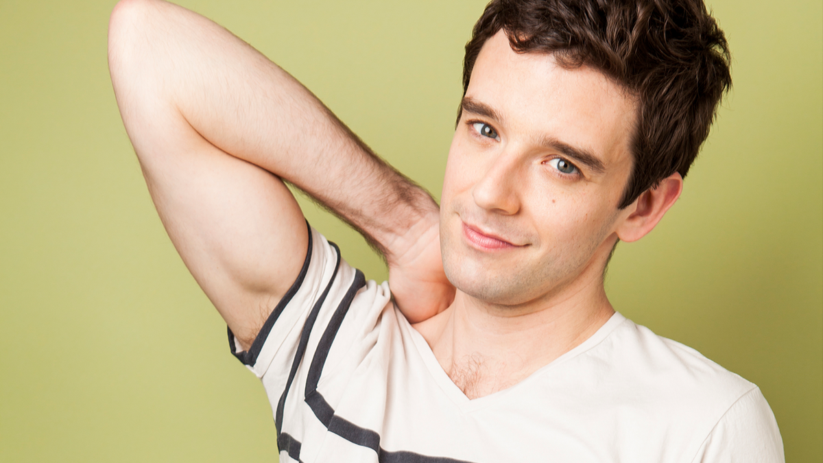 michael urie shirtless