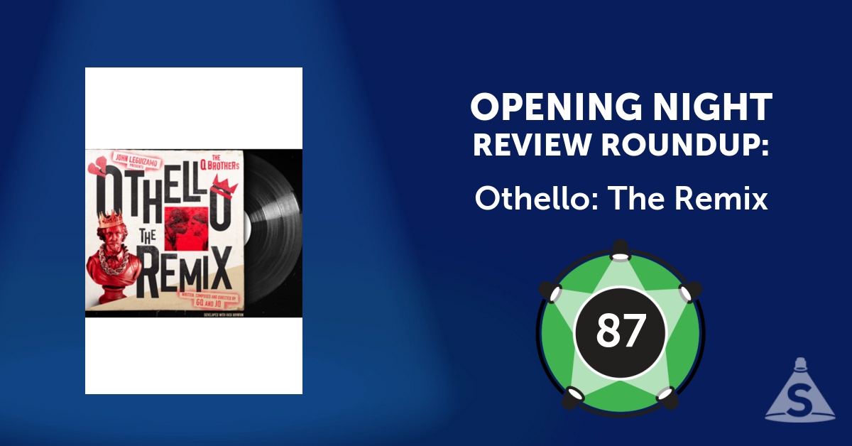 """Othello: The Remix"", written and directed by JQ and GQ, opened on November 16, 2016 in New York City."