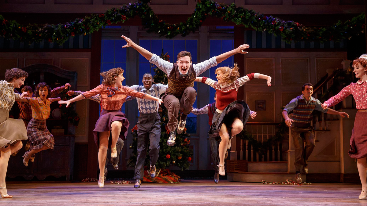 """Holiday Inn"" [Roundabout Theatre Company]"