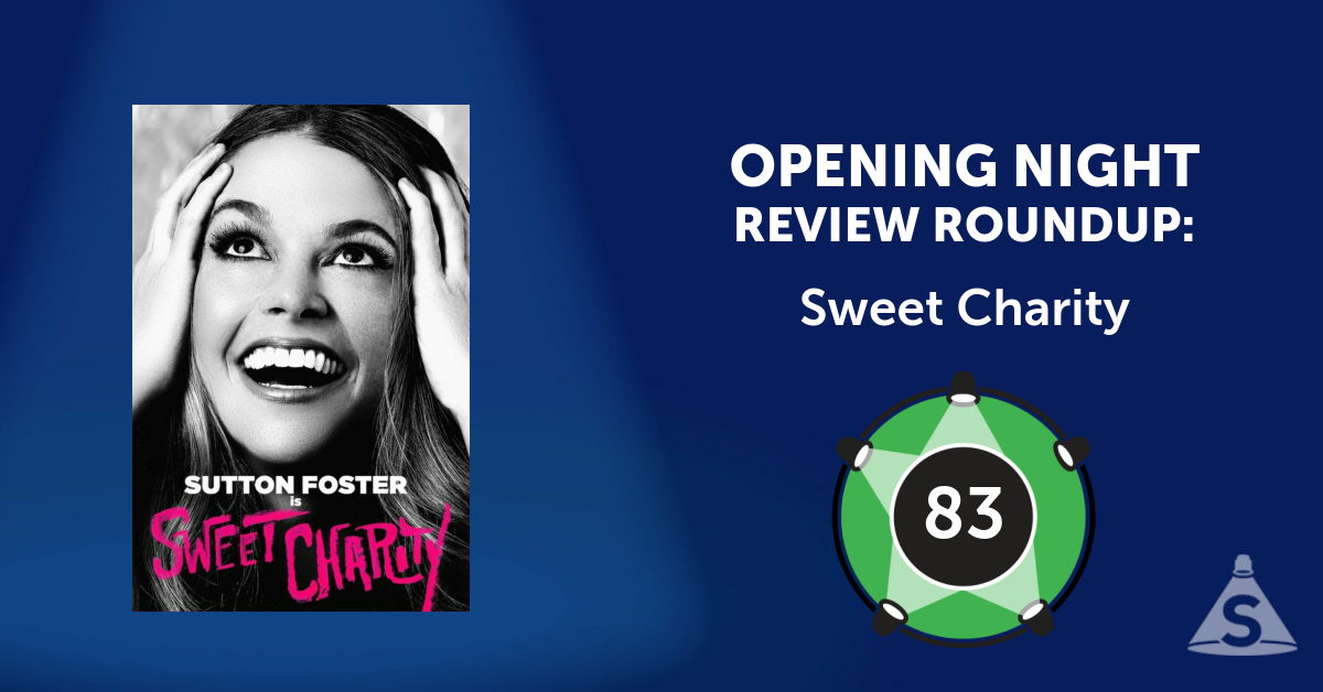 """Sweet Charity,"" with songs by Cy Coleman and Dorothy Fields, a book by Neil Simon, and directed by Leigh Silverman, opened on November 20, 2016 in New York City."