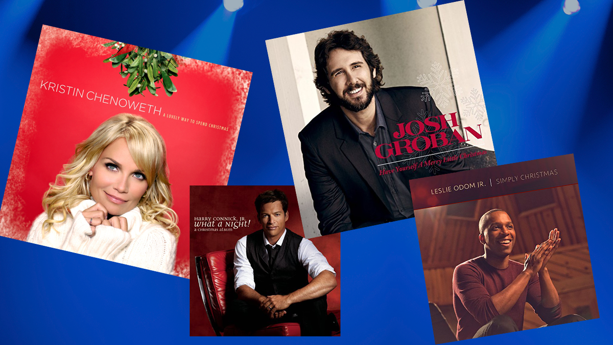 10 Broadway Holiday Albums for Your December Playlist NYC | Show Score