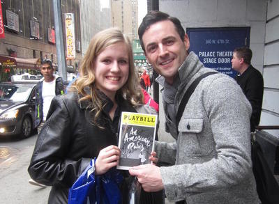 Bethany's teenage daughter with Max von Essen