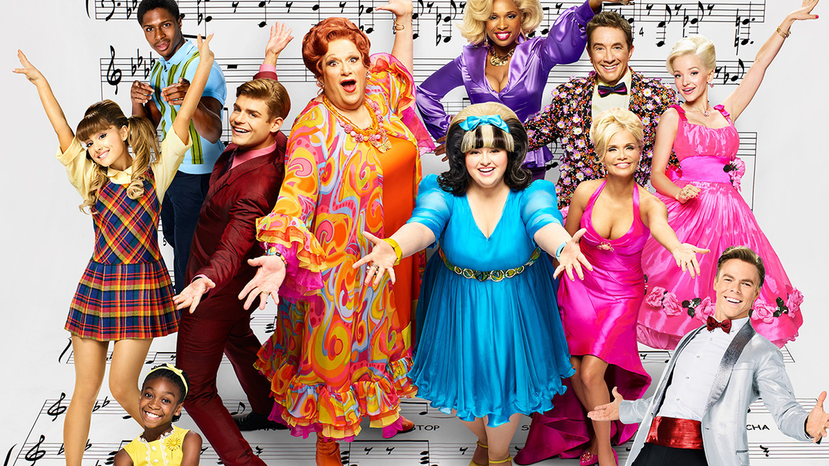 "The Cast of ""Hairspray Live!"""