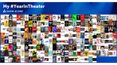 Our #YearInTheater