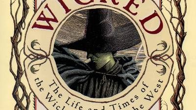 "cover of ""Wicked: The Life and Times of the Wicked Witch of the West"" by Gregory Maguire"