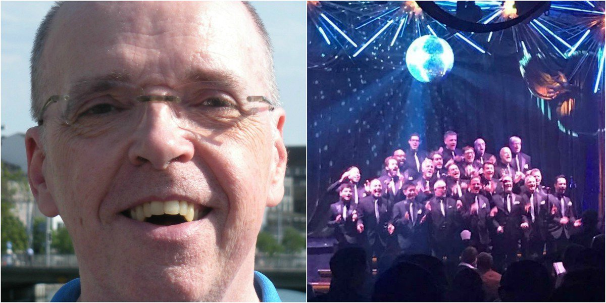 Jim 8 and the New York Gay Men's Chorus