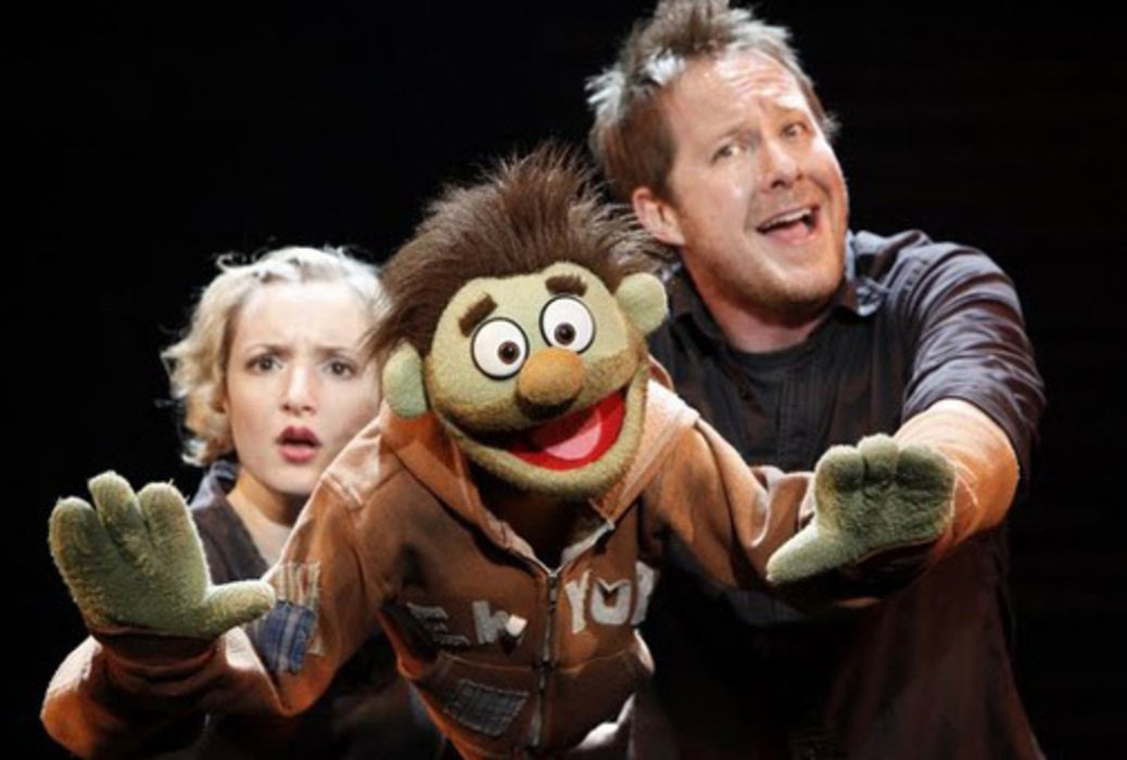 """Avenue Q"" at New World Stages"