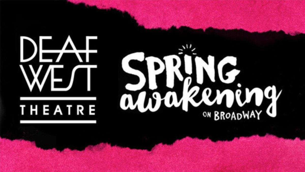 "Deaf West's production of ""Spring Awakening"""