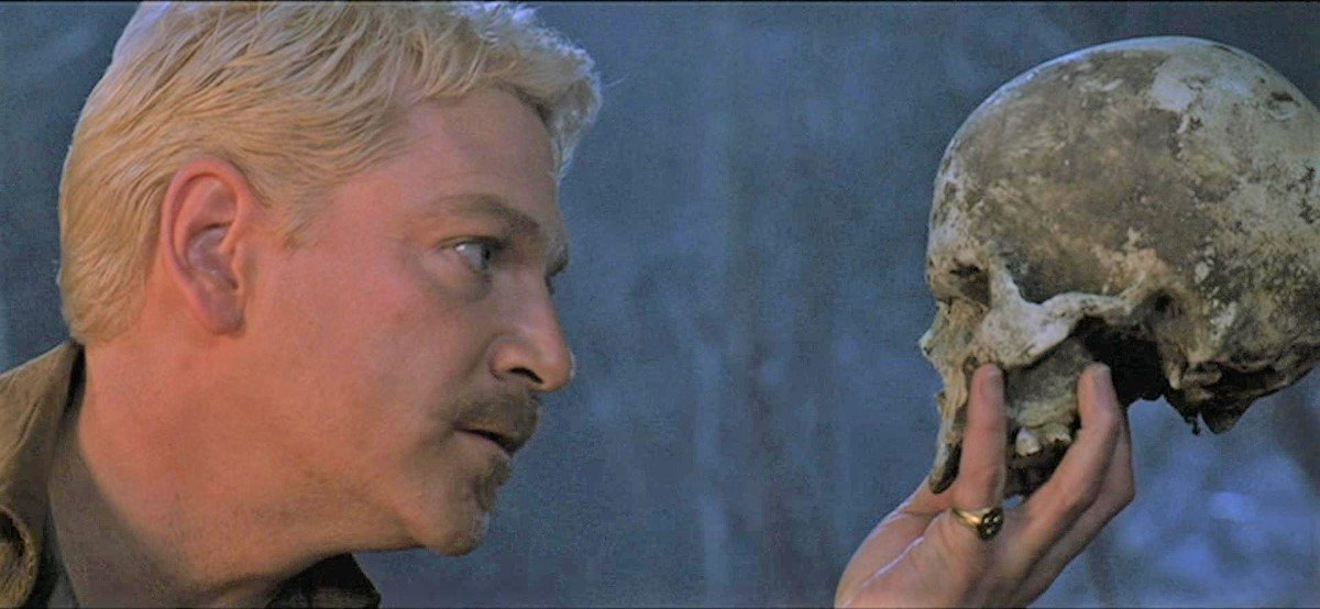 Kenneth Branagh as Hamlet