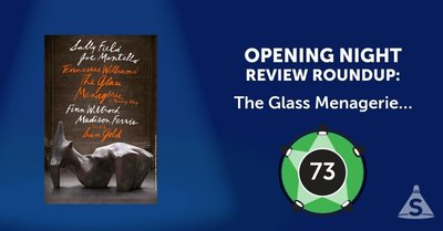 """The Glass Menagerie (Sally Field),"" written by Tennessee Williams and directed by Sam Gold, opened on March  9, 2017 in New York City."