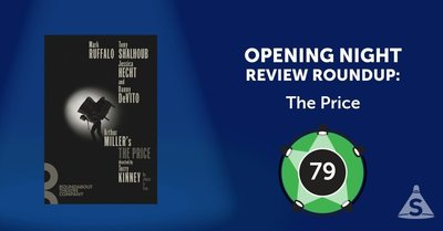 """The Price,"" written by Arthur Miller and directed by Terry Kinney, opened on March 16, 2017 in New York City."