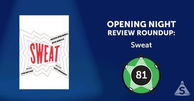 """Sweat,"" written by Lynn Nottage and directed by Kate Whoriskey, opened on March 26, 2017 in New York City."