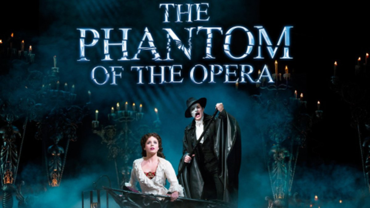 "The ""Phantom of the Opera"" musical is as dark as it is iconic"
