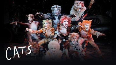 "Catch the Jellicle Songs of ""Cats"""