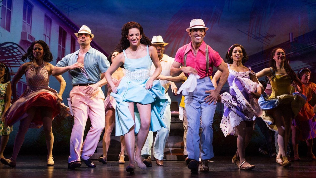 """On Your Feet!"" on Broadway!"