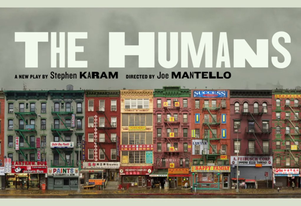 """The Humans"" on Broadway"