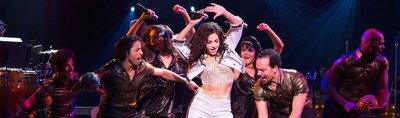"Join the party and enter the ""On Your Feet"" Digital Lottery"