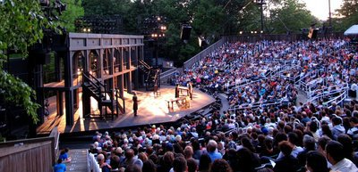 Preview shakespeare in the park