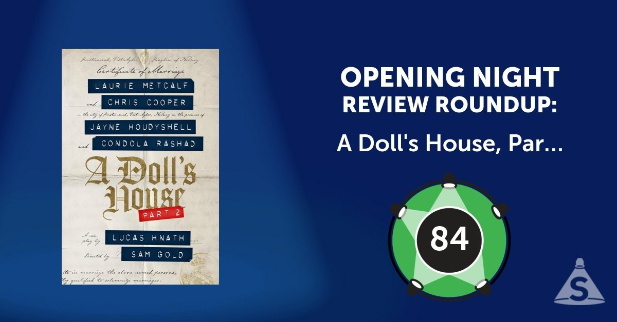 A Dolls House Part 2 Review 5