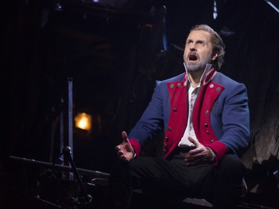 "Alfie Boe as Jean Valjean in ""Les Miserables"""