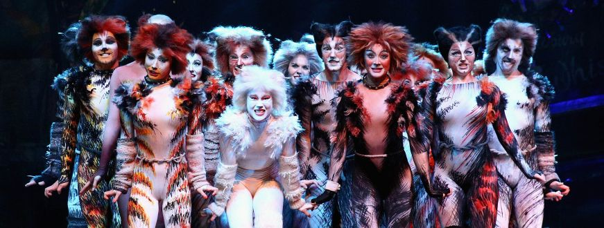 Image result for the musical cats opened on broadway