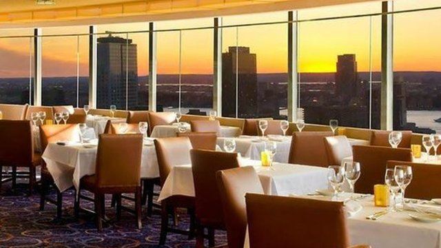 The View Restaurant & Lounge (American $$$$)
