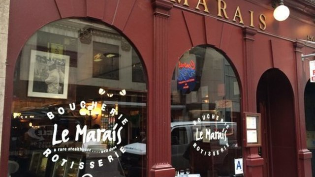 Le Marais (French / Kosher $$$$)