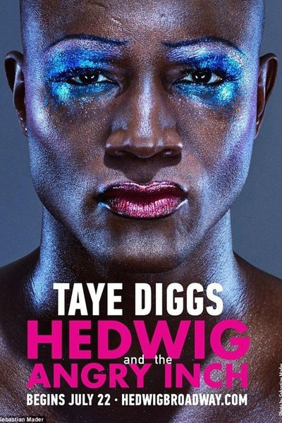 Hedwig and the Angry Inch (Broadway)