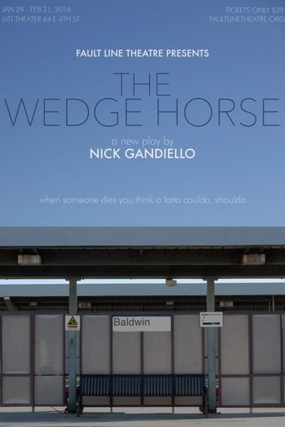 The Wedge Horse