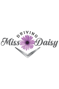 Fuzzy driving miss daisy white