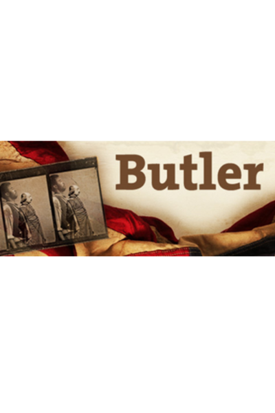 Medium butler new