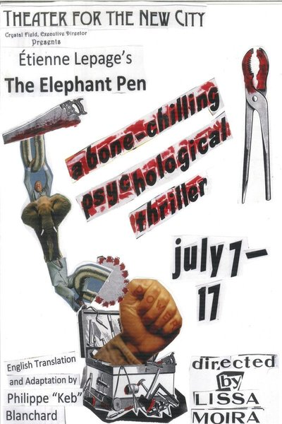 The Elephant Pen