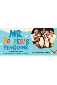 Fuzzy poppers penguins white