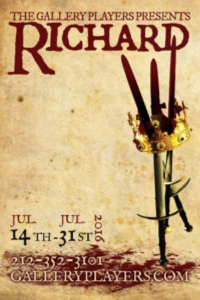 Richard III (Gallery Players)