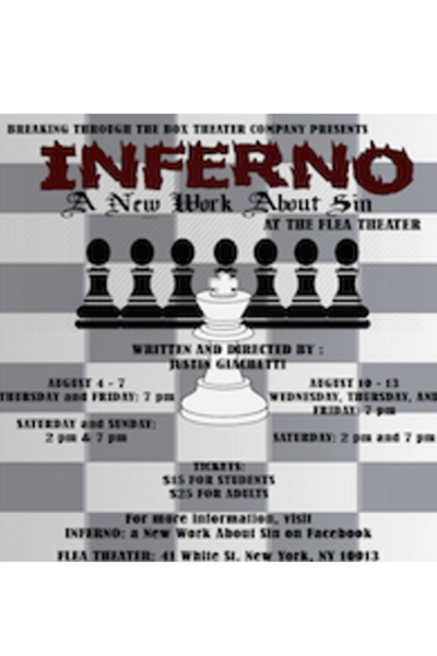 Inferno: A New Work About Sin
