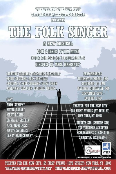 The Folk Singer
