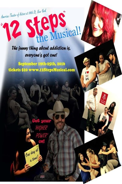 12 Steps: The Musical!